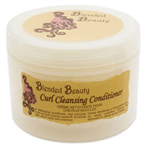 Blended Beauty Curl Cleansing Conditioner