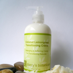 Darcy's Botanicals Coconut Lemongrass Transitioning Crème