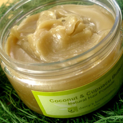 Darcy's Botanicals Coconut Cupuacu Natural Hair Pomade