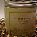 Darcy's Botanicals Avocado & Plum Twisting Cream